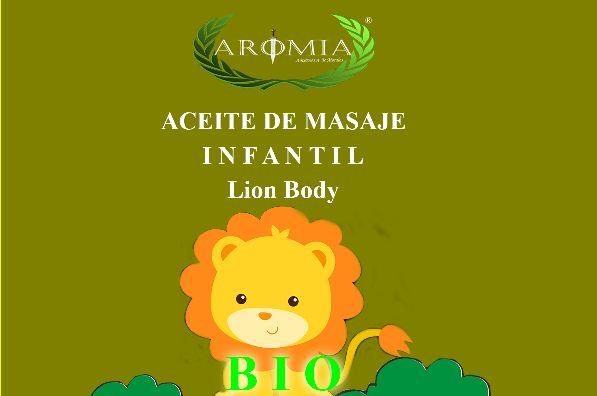 Aceite de masaje Lion Body: Productos de Arómia