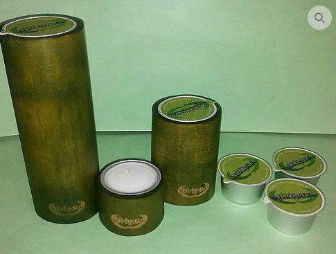 Trío de bamboo: Productos de Arómia