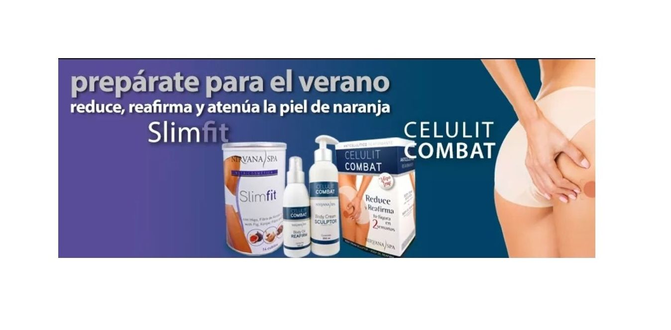 Tratamiento corporal Celulit Combat