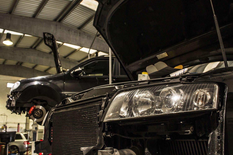Reparación de coches en Bergondo