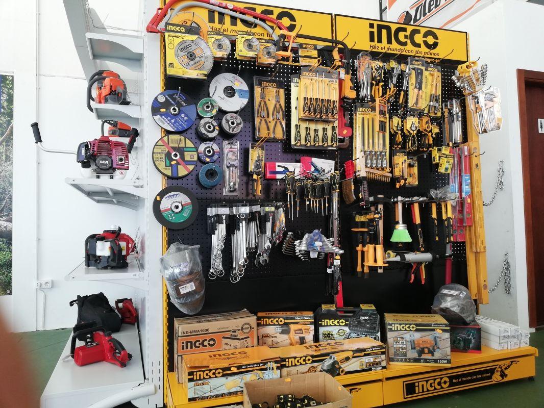 Venta de accesorios y recambios de maquinaria en Zafra