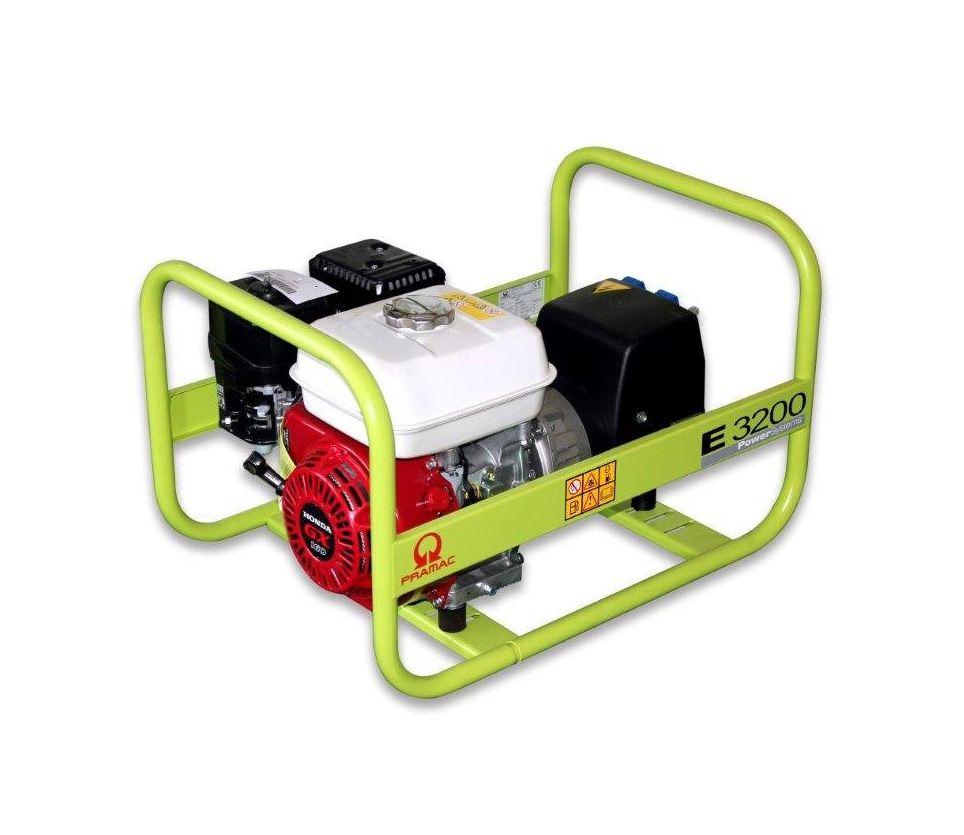 Generador de corriente: Productos de Olivera Reales