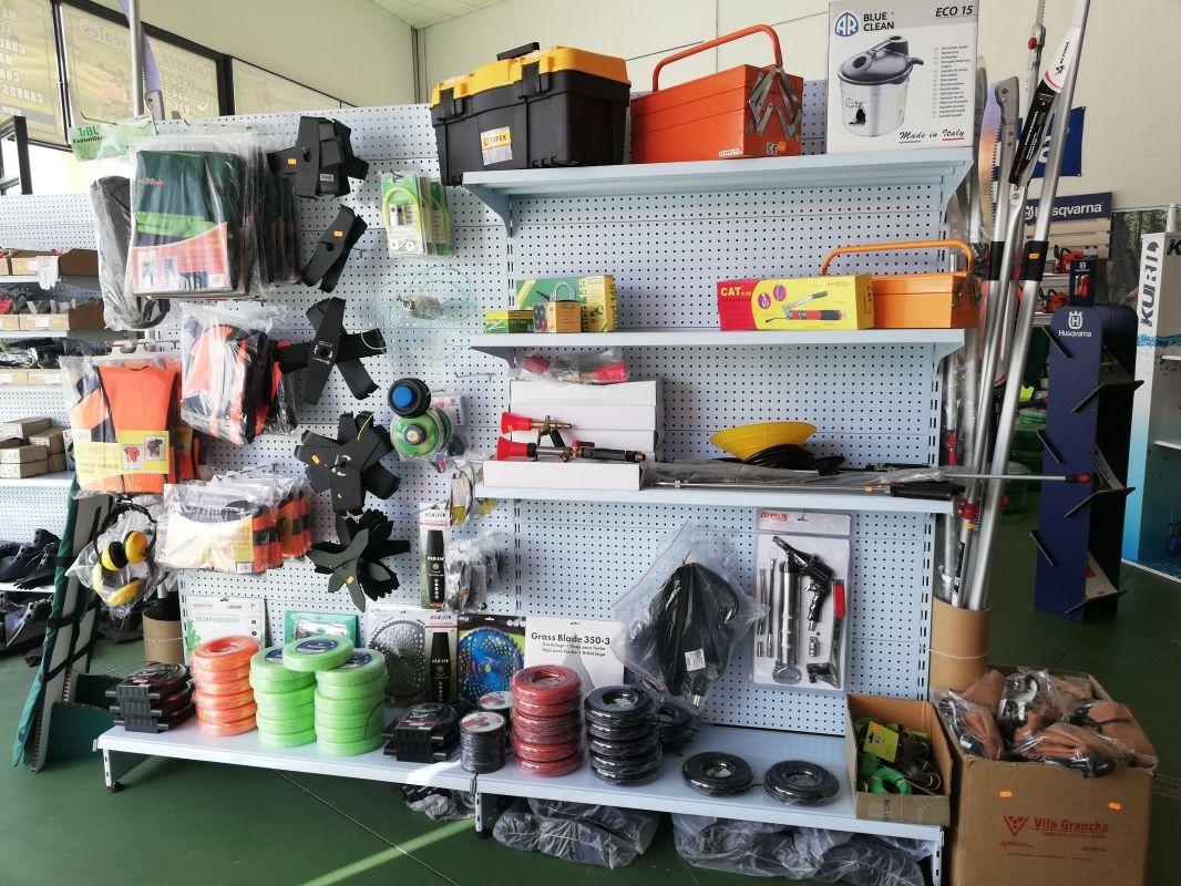 Máquinas para profesionales de la jardinería en Zafra
