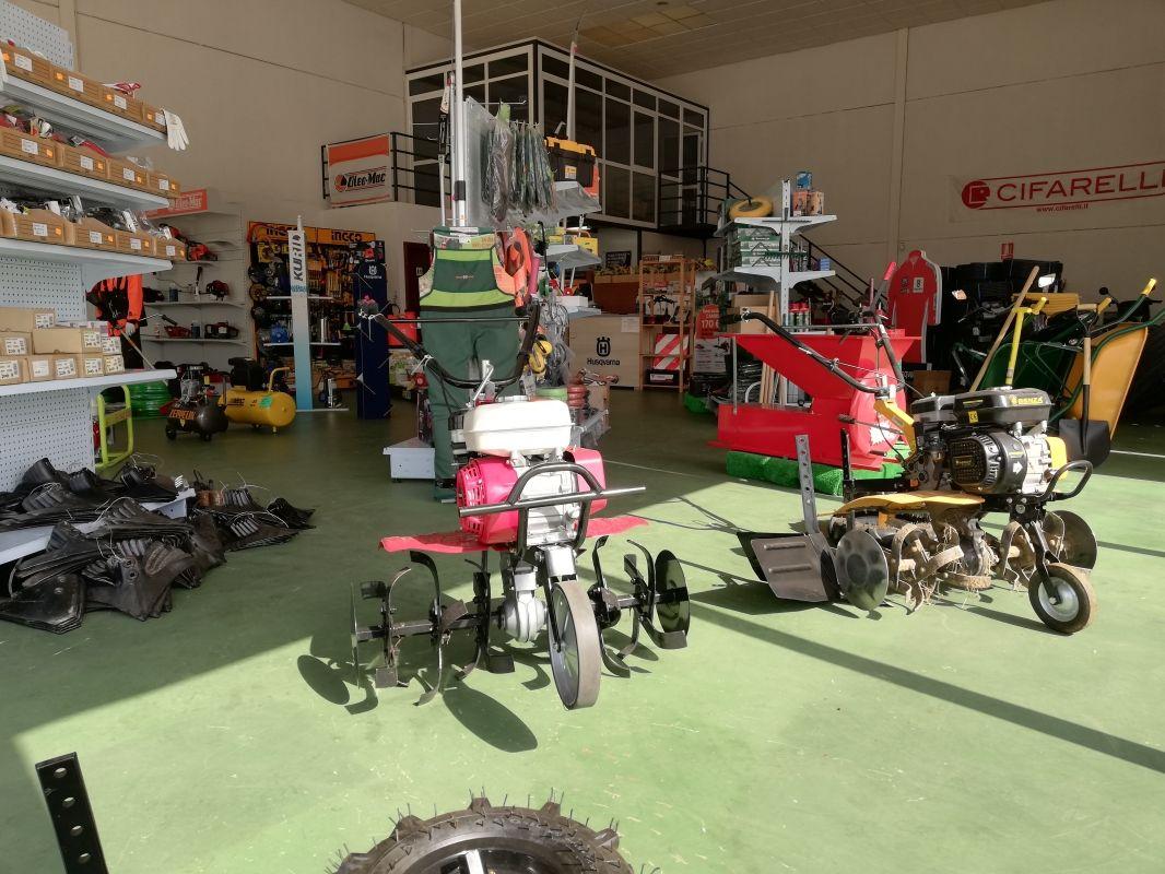 Máquinas para jardinería en Zafra a muy buen precio