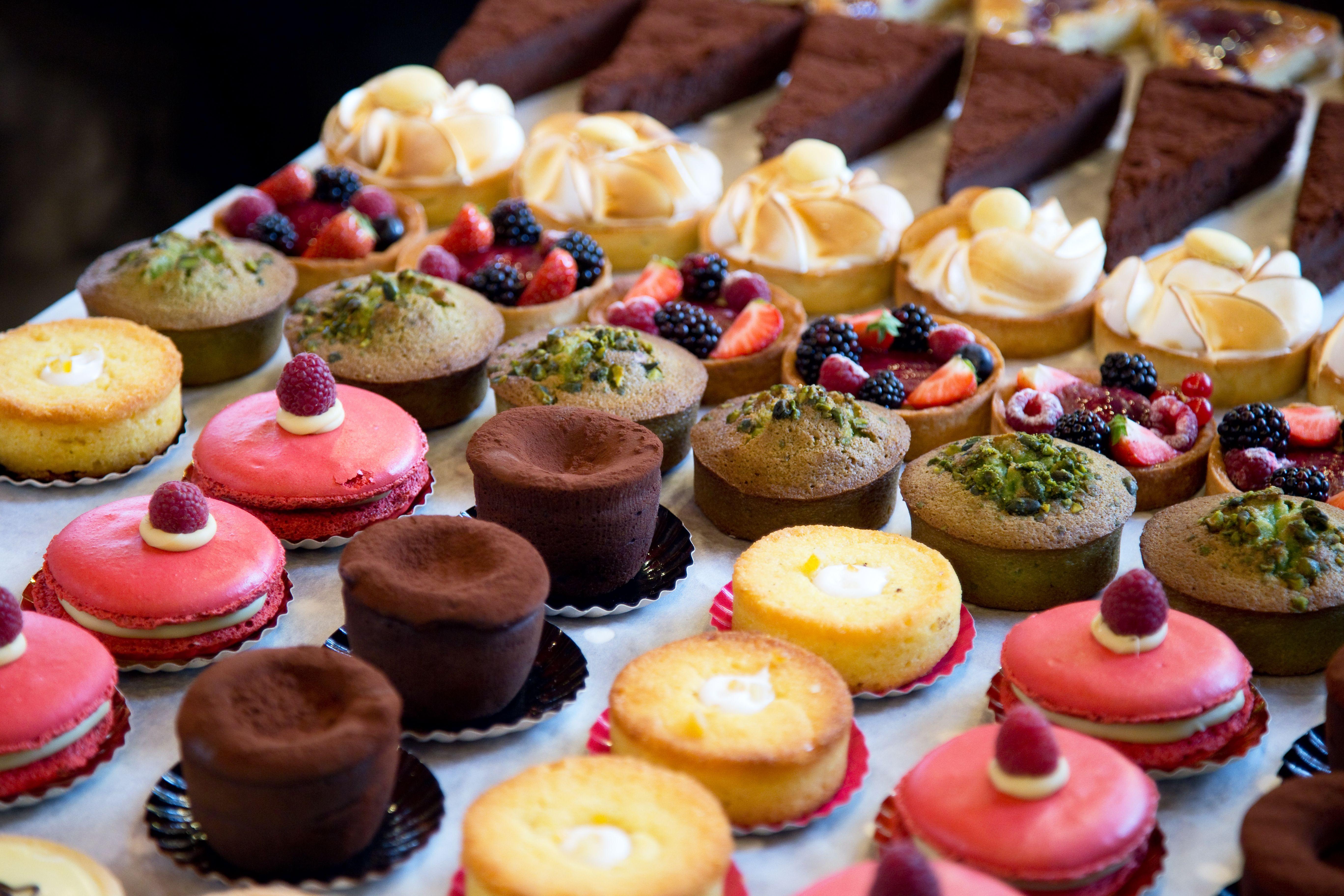 Tartas y pasteles que también puedes encargar