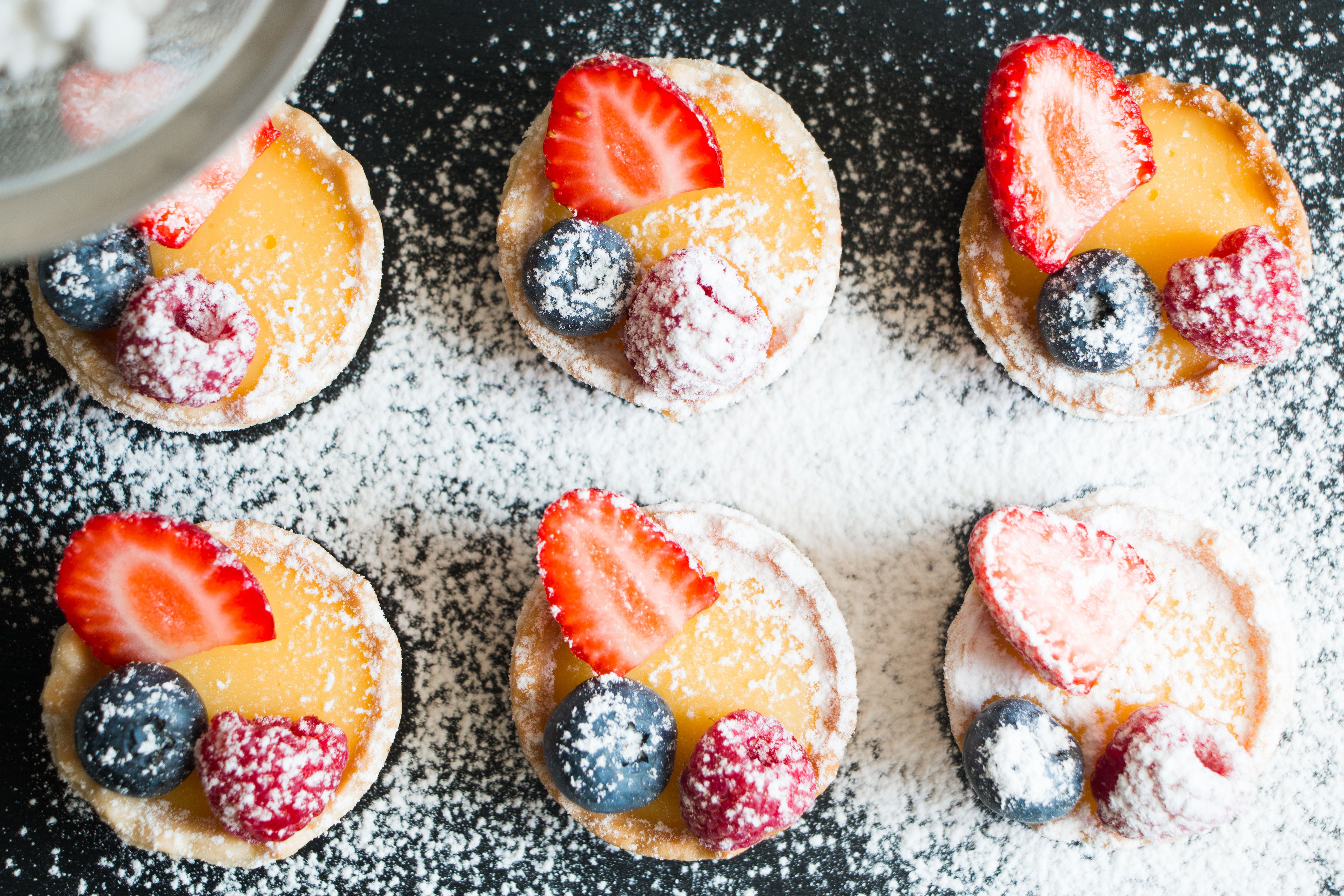 tartas y otros postres para el sector de la hostelería