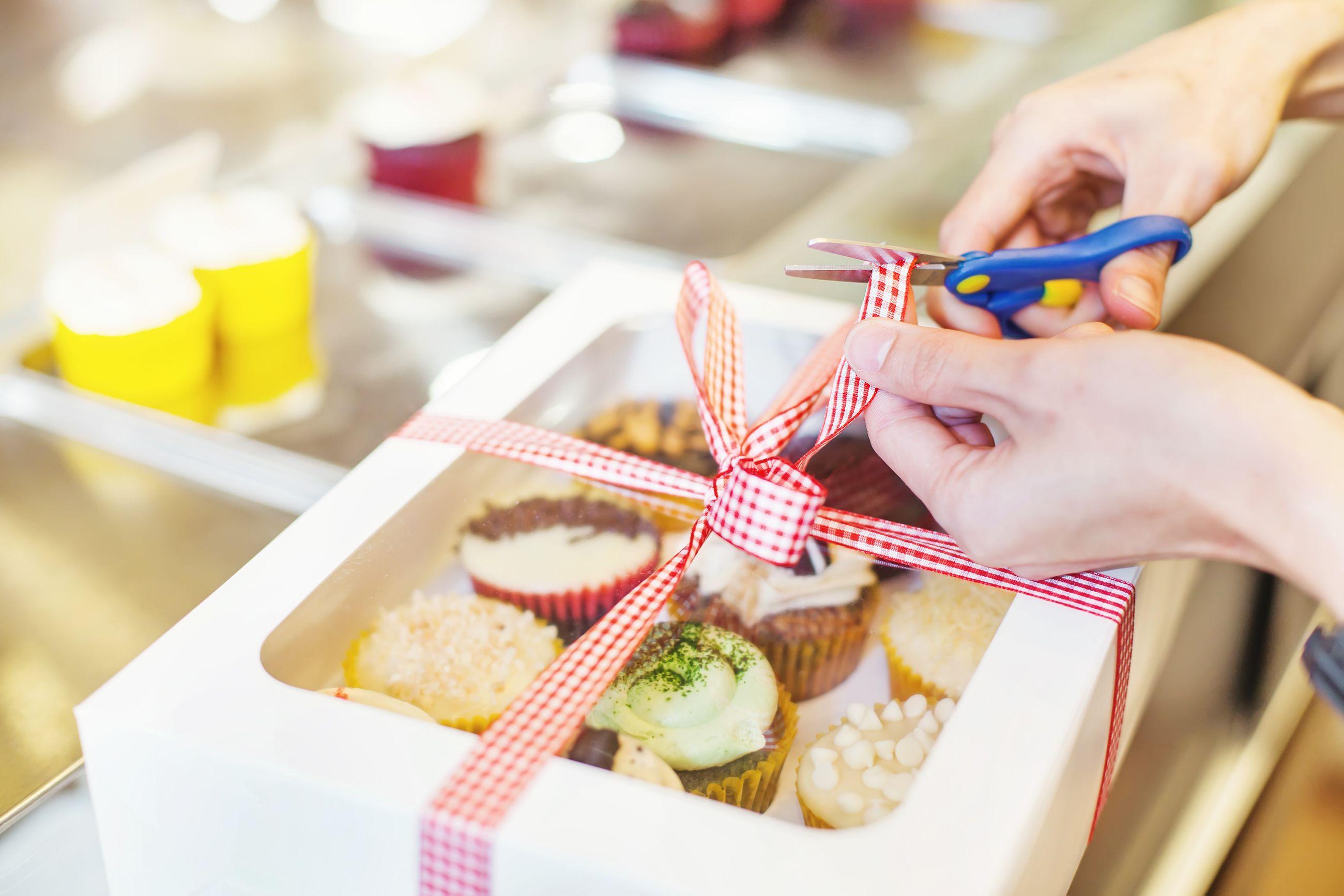 Pastelitos y tartaletas de varios sabores y texturas