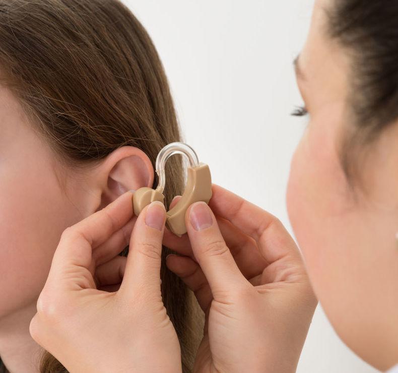 Audífonos para  cualquier edad