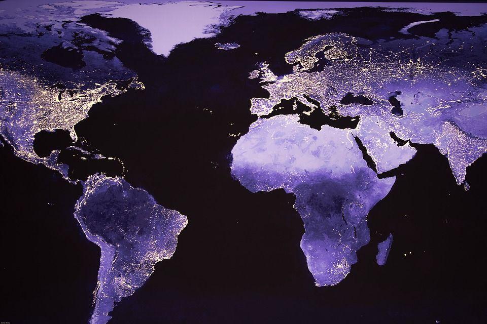 Presencia internacional: Servicios de A.C.G. Ingeniería
