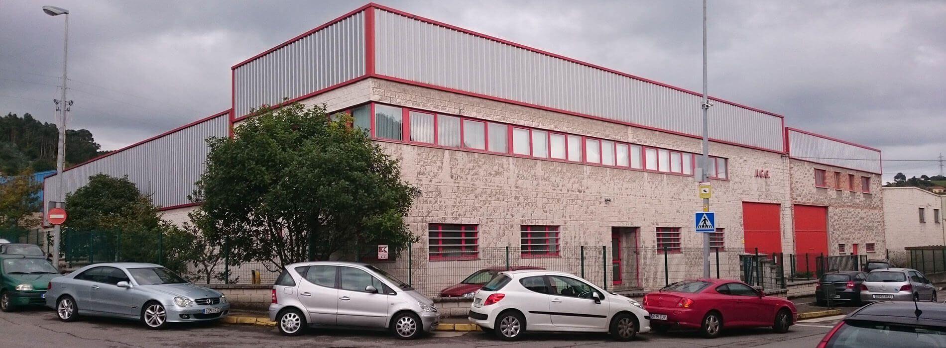 Mantenimiento industrial en Asturias