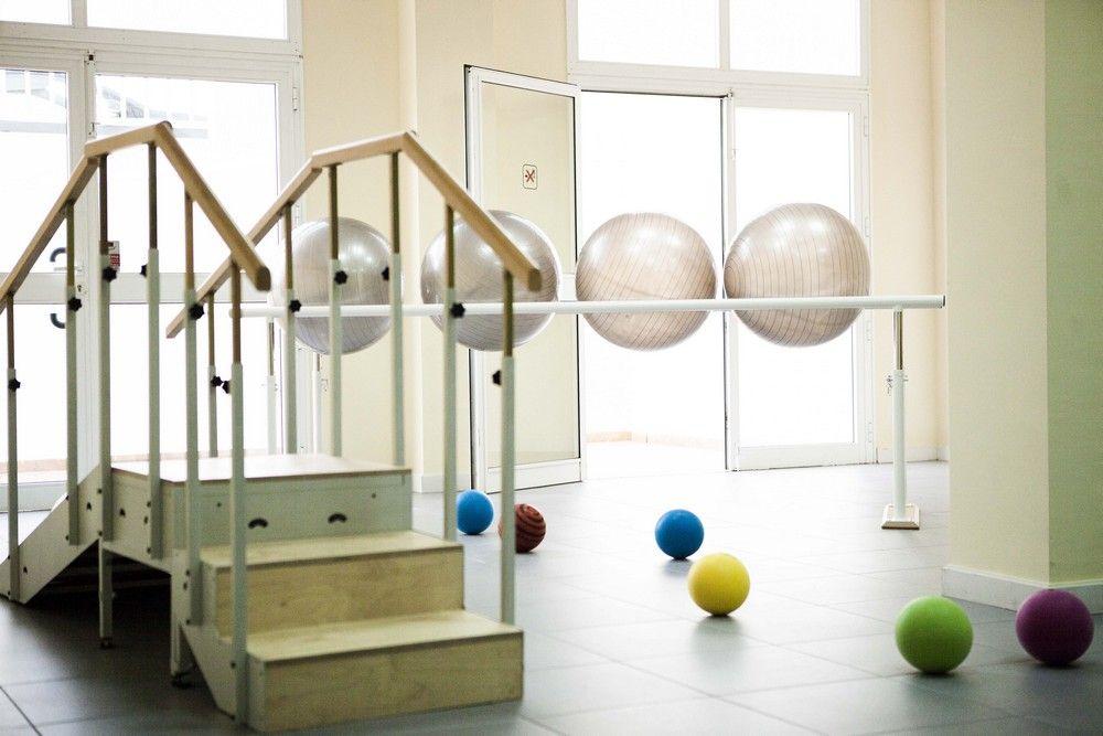 Rehabilitación de las capacidades físcias