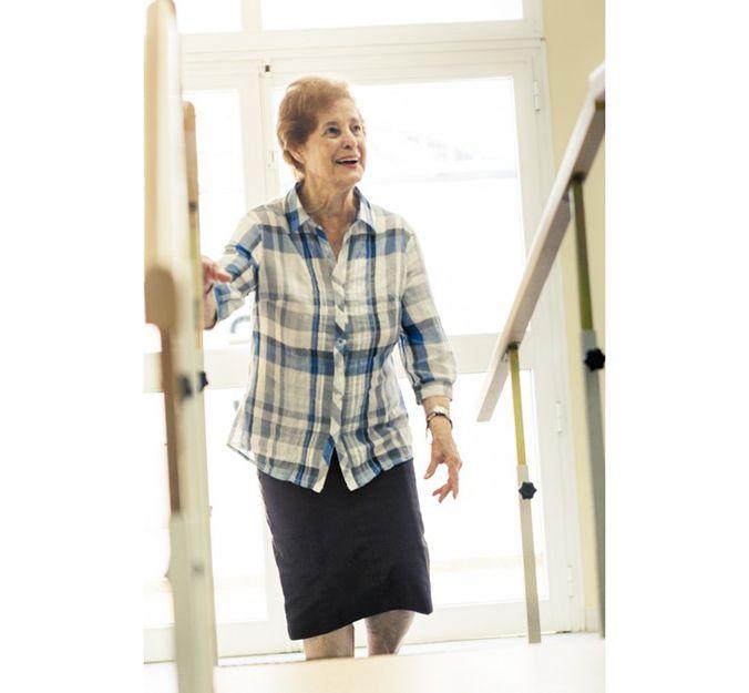 Rehabilitación para personas mayores en La Orotava