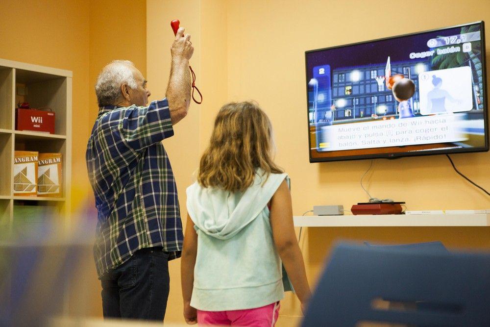 Entrenamiento cognitivo para personas mayores en Tenerife