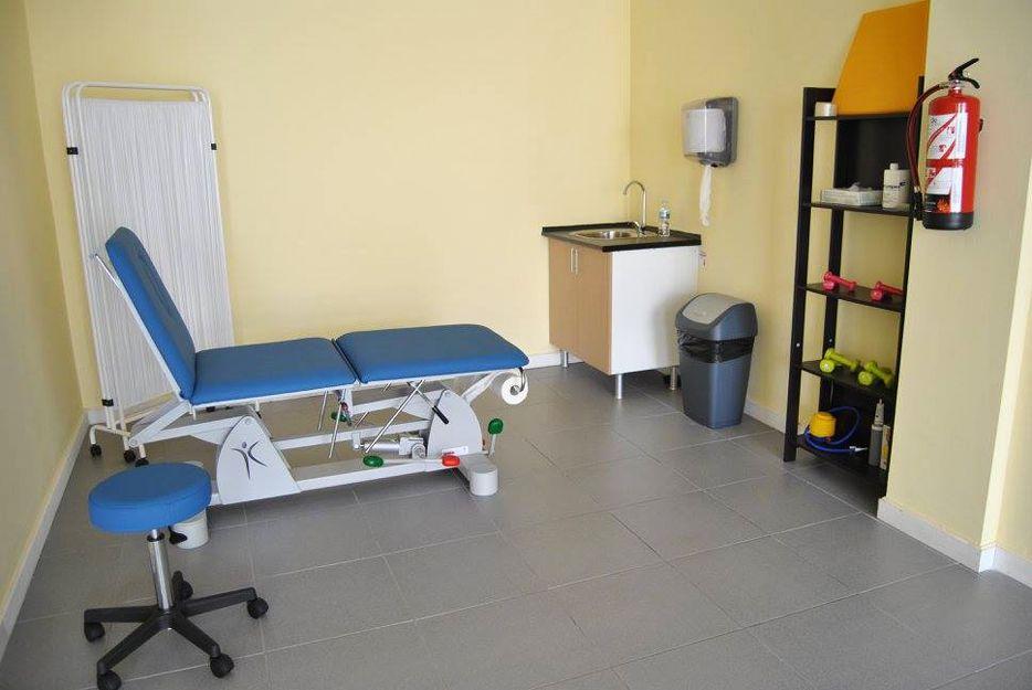 Tratamiento del deterioro físico de personas mayores en Tenerife