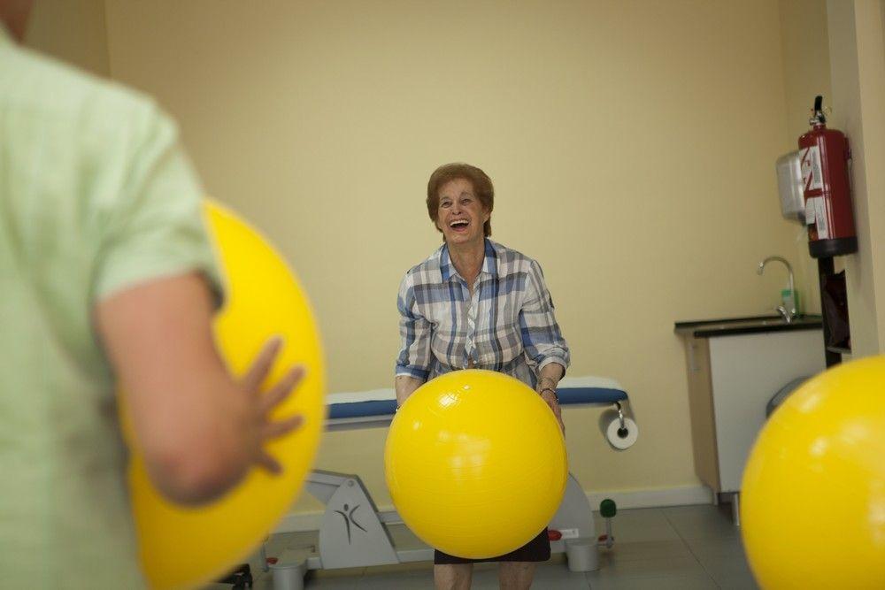 Fisioterapia para mayores en Espacio Sativa, Tenerife