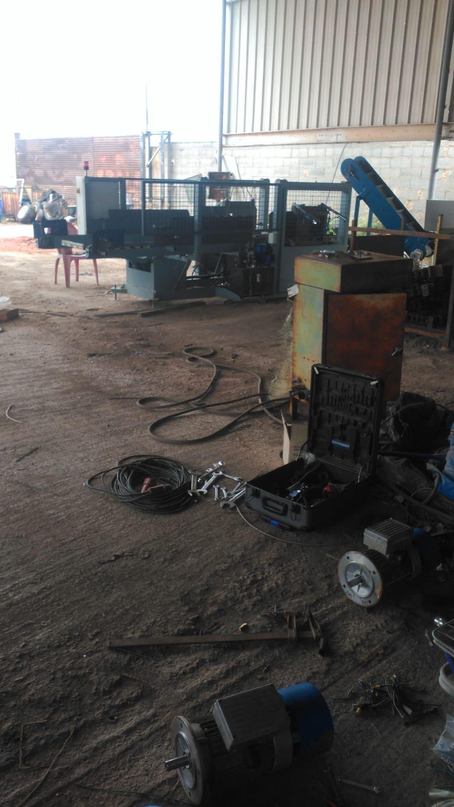 Empresa de desarrollo de maquinaria industrial en Málaga