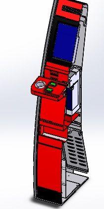 Máquina recreativa Kiosk5: Productos y servicios de 3DSWPRO