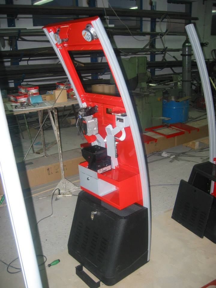 Máquina recreativa Kiosk2: Productos y servicios de 3DSWPRO