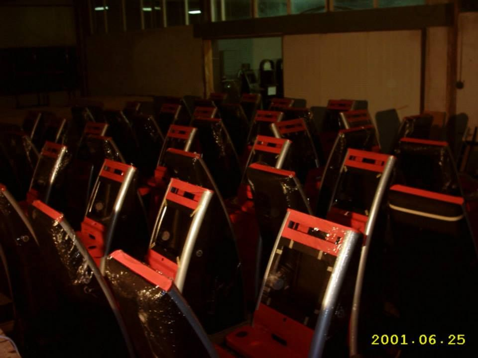 Máquina recreativa Kiosk1: Productos y servicios de 3DSWPRO