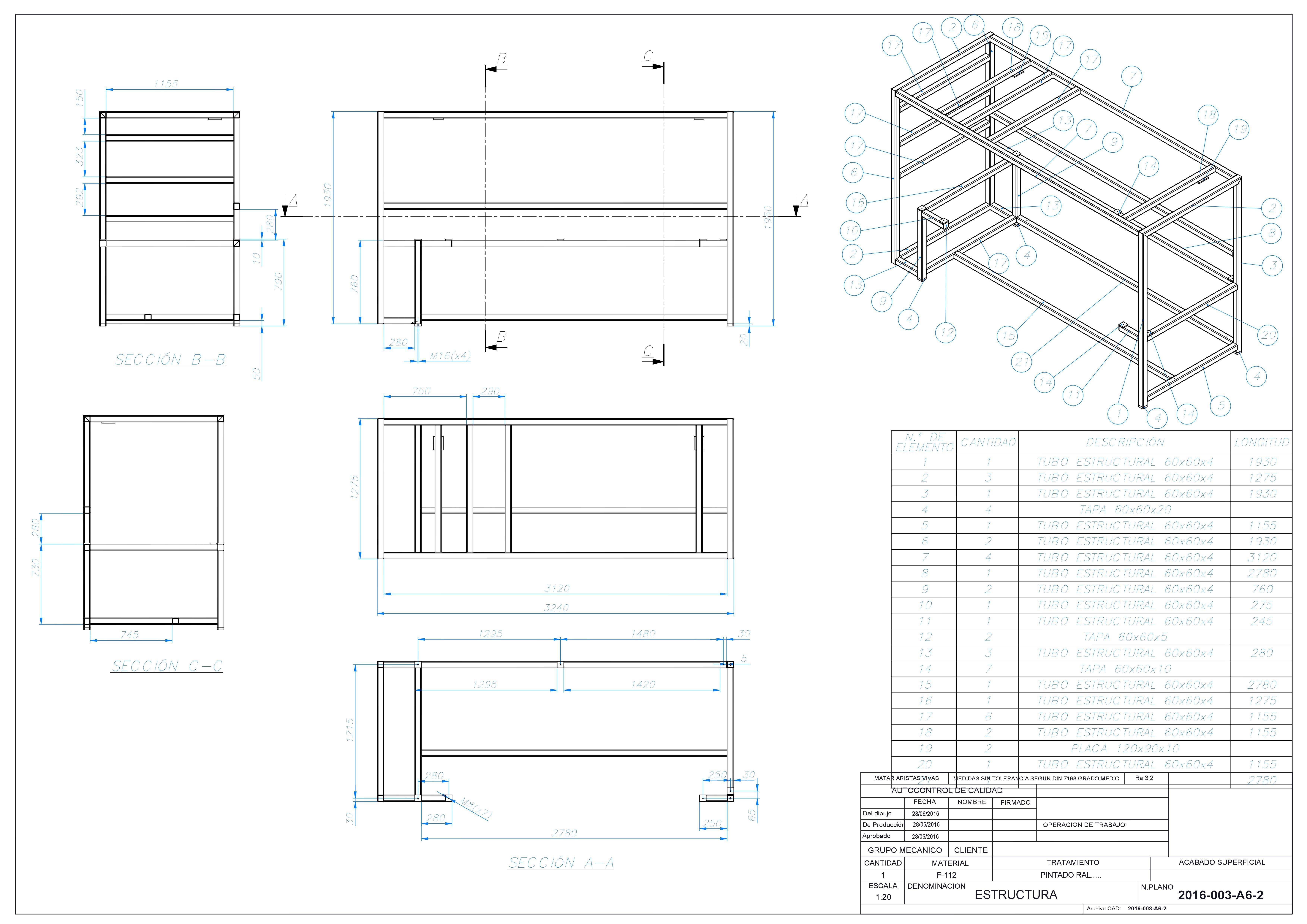 Razni. Frame2: Productos y servicios de 3DSWPRO