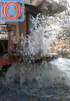 Sondeos geotécnicos para pozos de agua