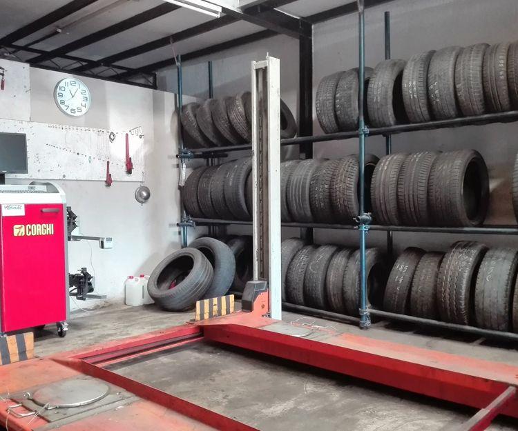 Neumáticos nuevos y de ocasión en Vinarós