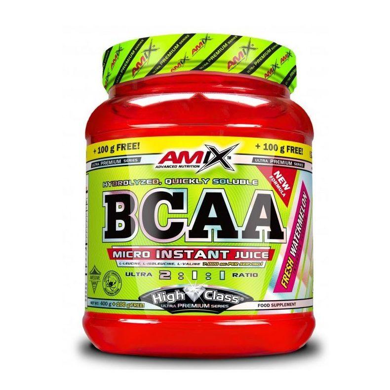 Aminoácidos y recuperación muscular: Productos de Cm Nutrición
