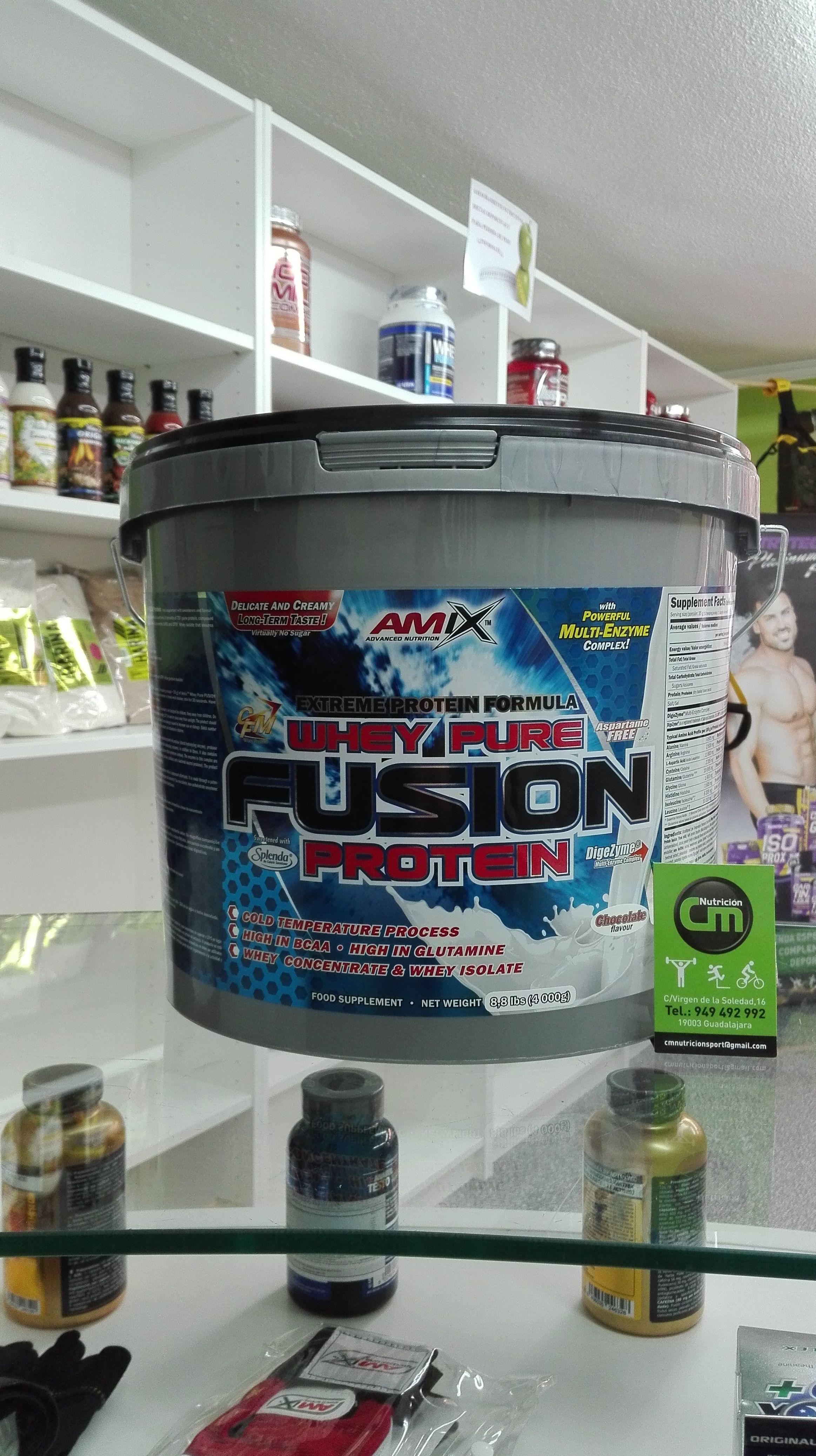Complementos de proteínas