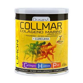 Collmar Magnesio Cúrcuma sabor limón