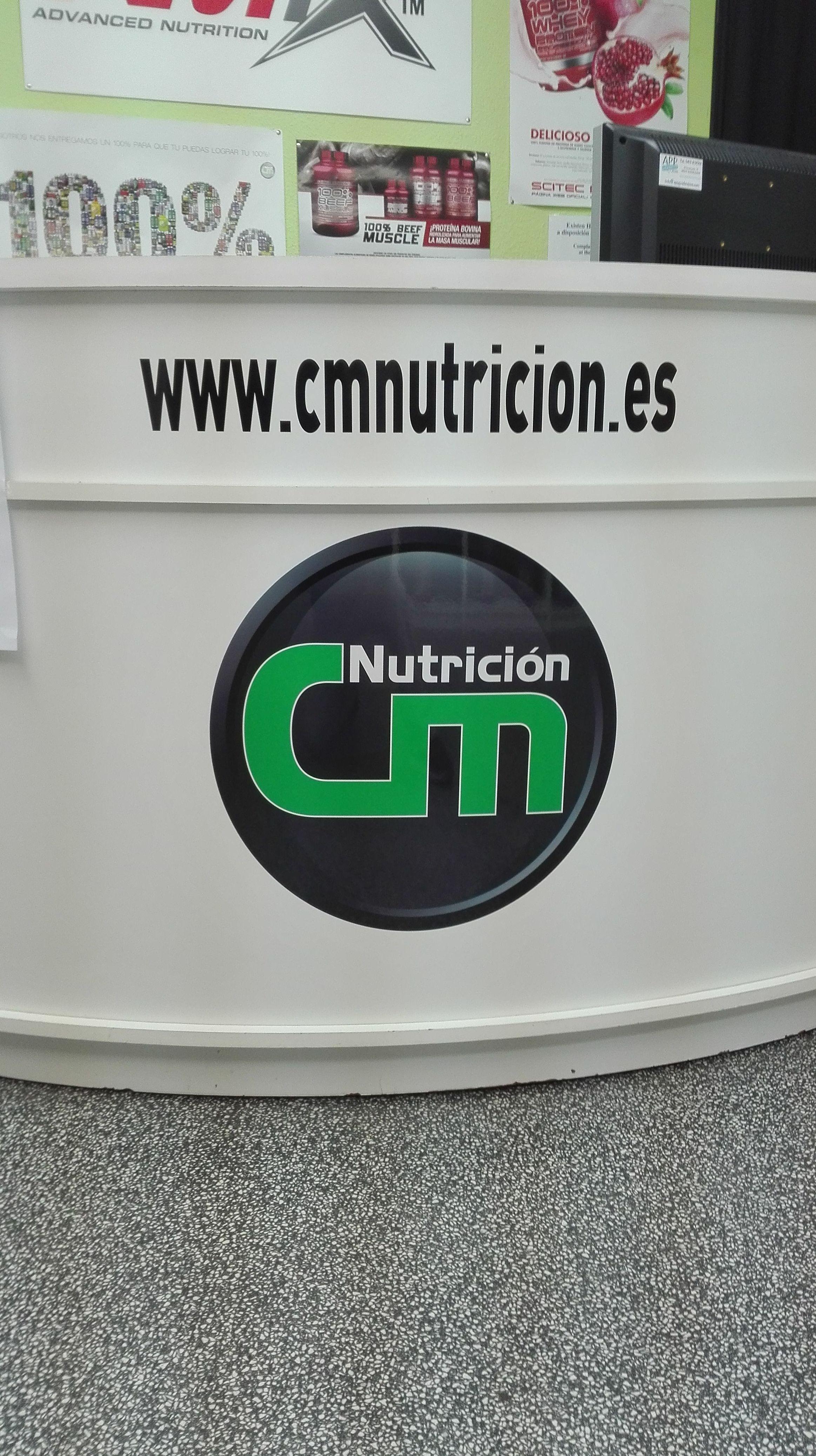 CM Nutrición, complementos nutritivos