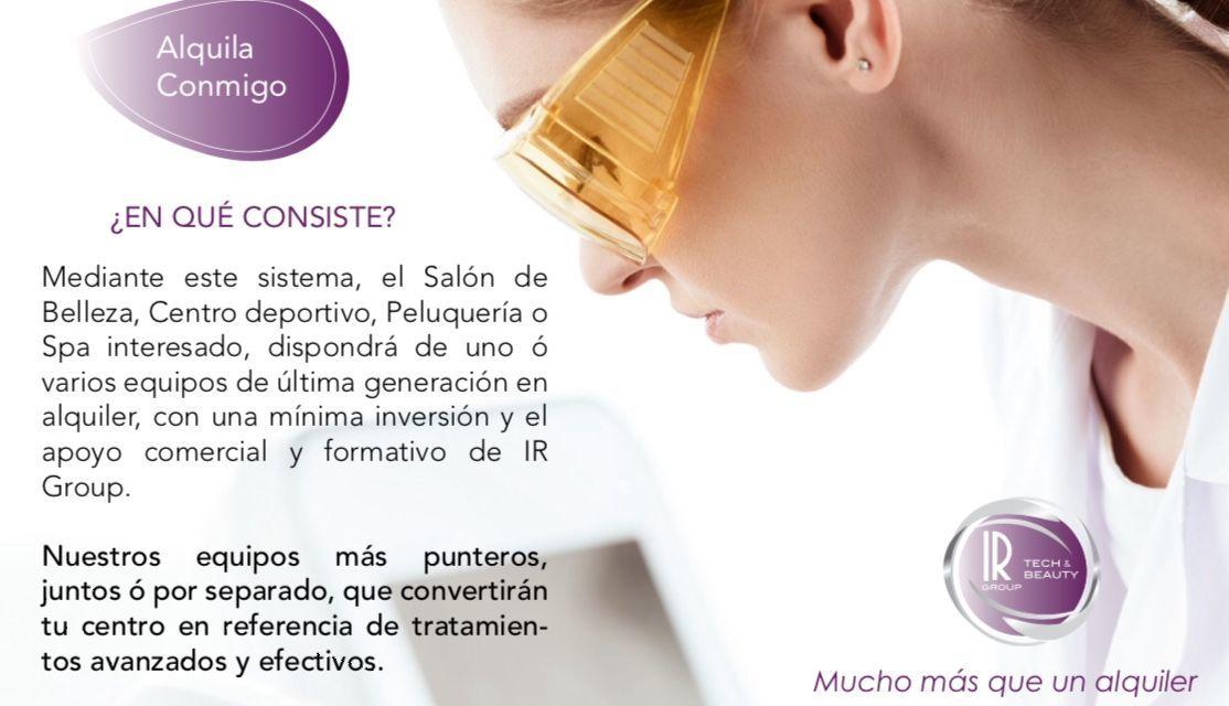 Foto 1 de Productos y aparatología de estética en León | Otero Cosmética y Aparatología