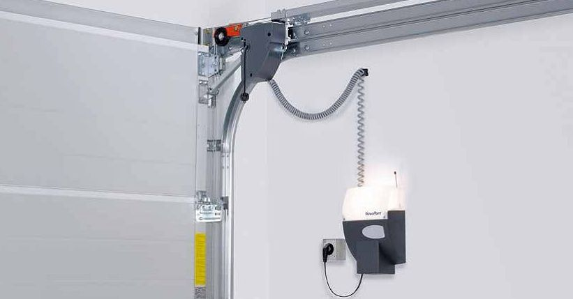 Automatismos para puertas de garaje productos de puertas autom ticas aucer s l - Automatismos para puertas de garaje ...