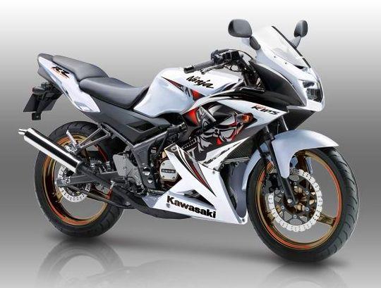 Kawasaki Ninja RR Special Edition, los datos técnicos han sido revelado