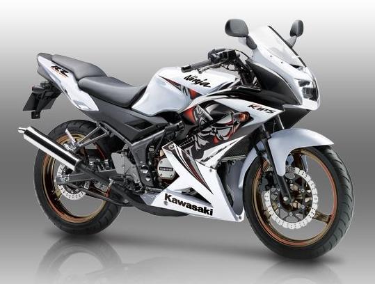 Kawasaki Ninja RR Special Edition