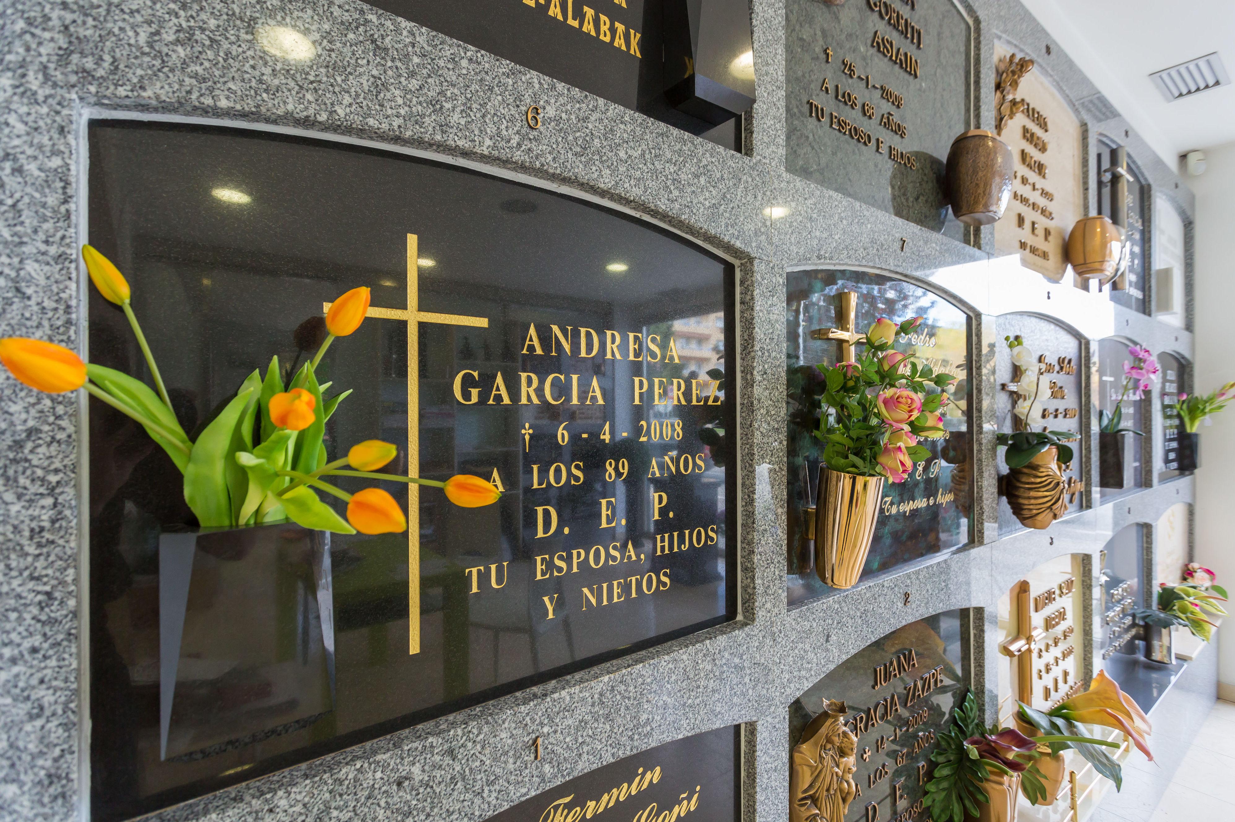 Arte funerario y lápidas en Navarra