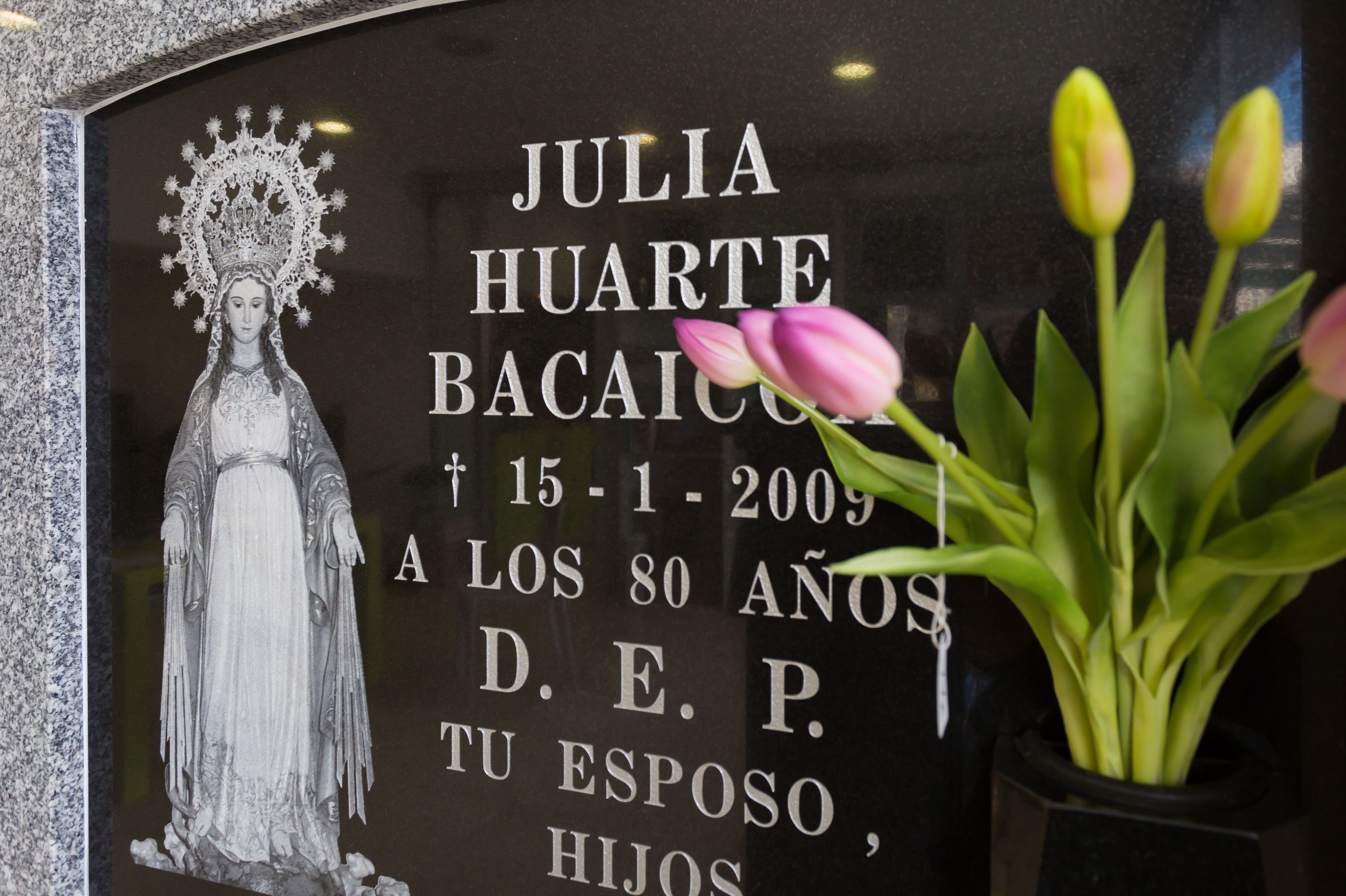 Arte funerario en Navarra
