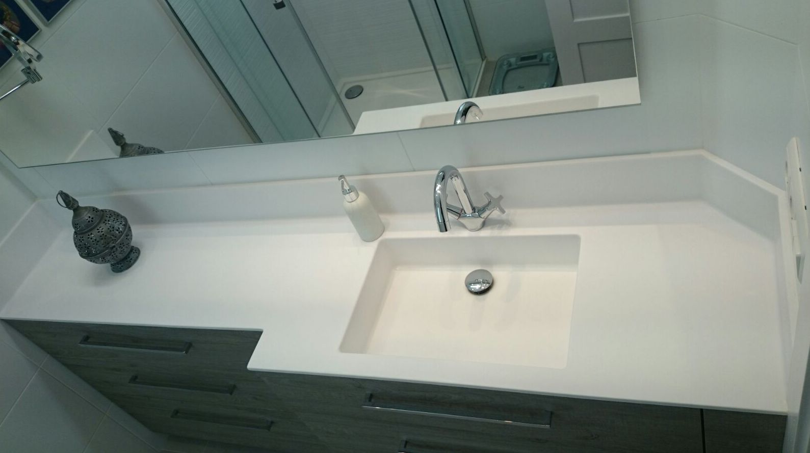 Encimeras para baño  en Navarra