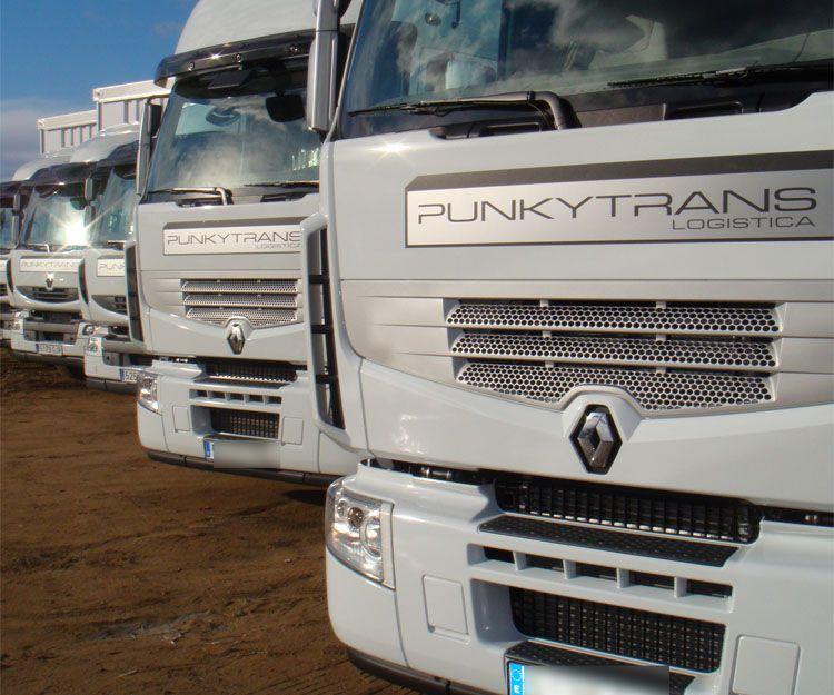 Camiones con rampa elevadora