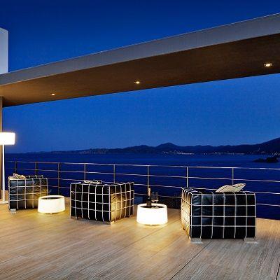 Lámparas de sobremesa, iluminación exterior: Productos de Tuluz Iluminación & Proyectos