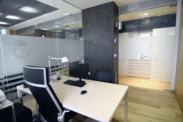 Proyecto de iluminación en Colegio Oficial de Ingenieros de Minas del Sur