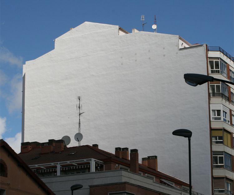Revestimientos de fachadas  en Valladolid