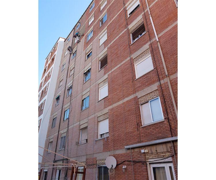 Realización de trabajos de impermeabilización  en Valladolid