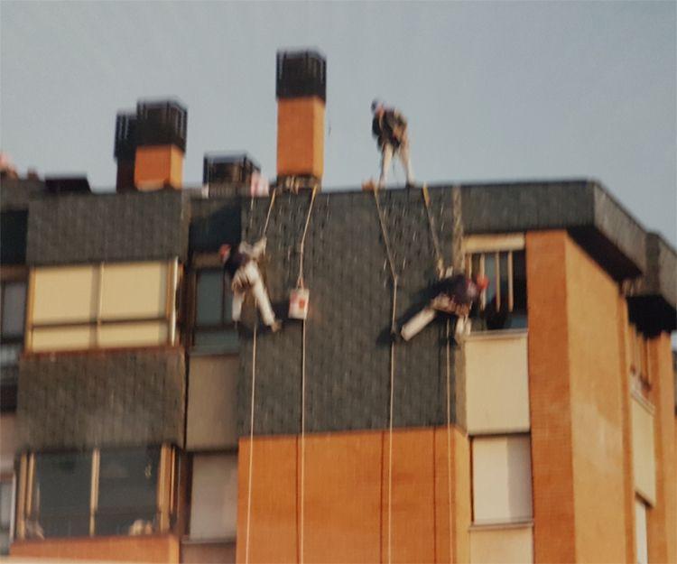 Profesionales en reforma de fachadas en Valladolid