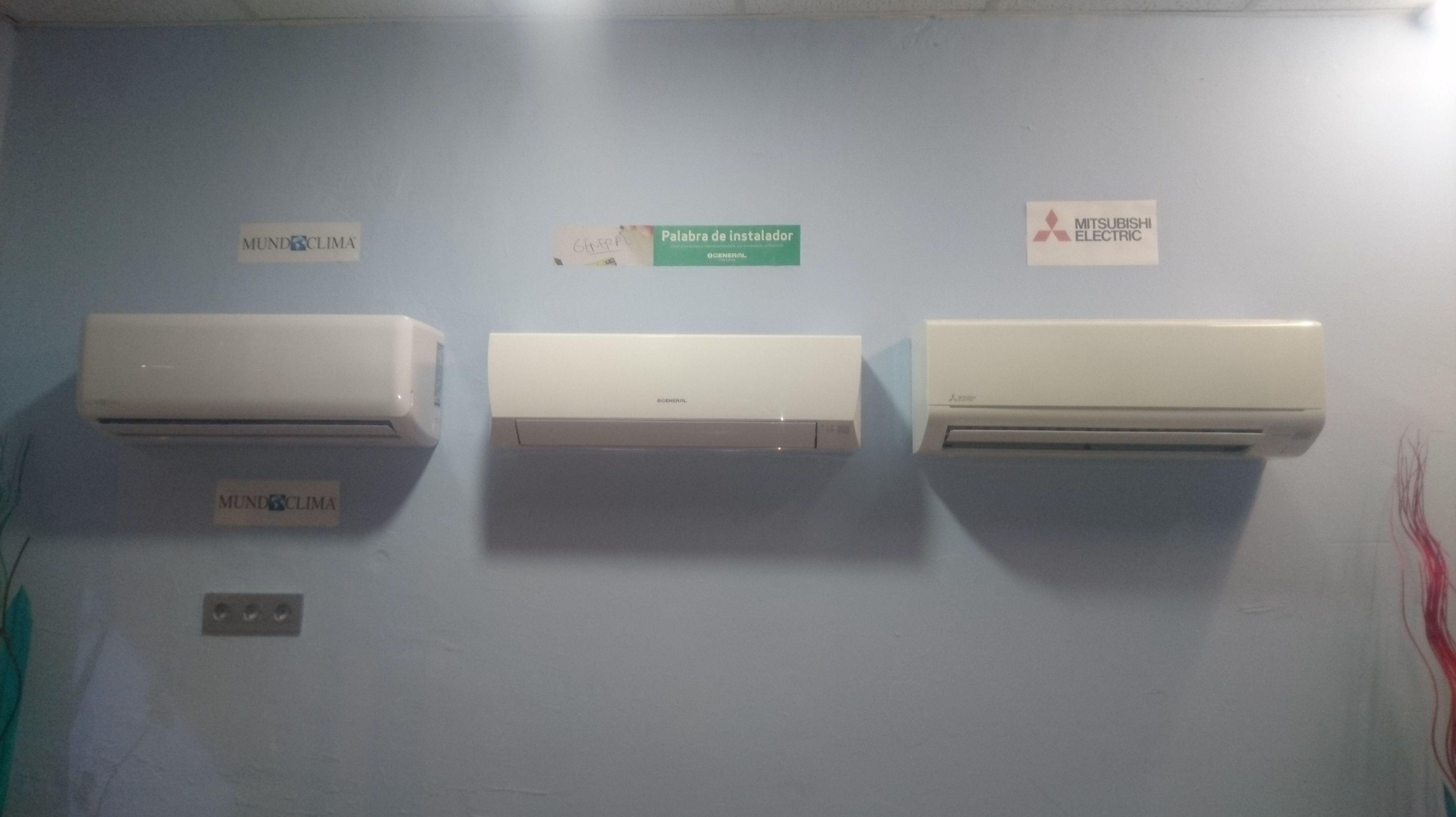 Instalaciones de climatización: Servicios de Climafret