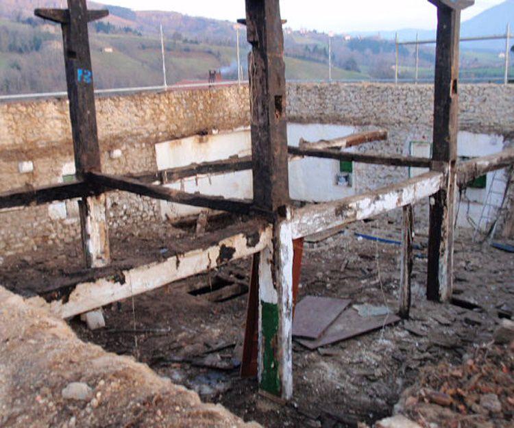 Rehabilitación de caseríos abandonados en Navarra