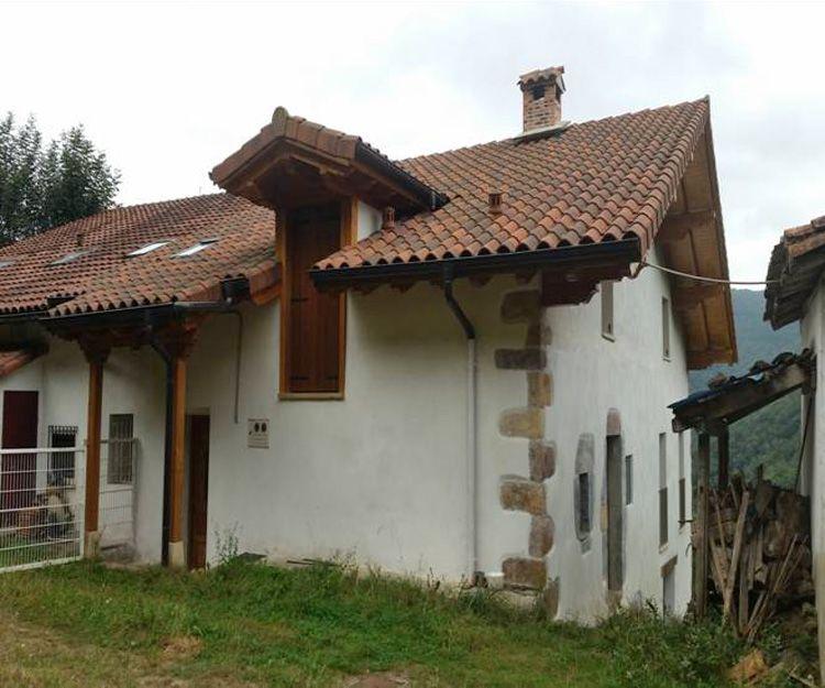 Rehabilitación de cubiertas y fachadas en Navarra - Después