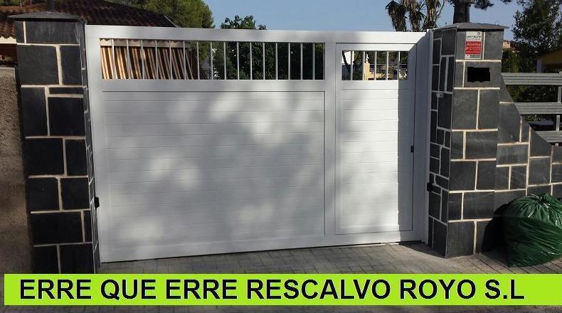 Foto 8 de Carpintería de aluminio, metálica y PVC en  | Exposición, Carpintería de aluminio- toldos-cerrajeria - reformas del hogar.