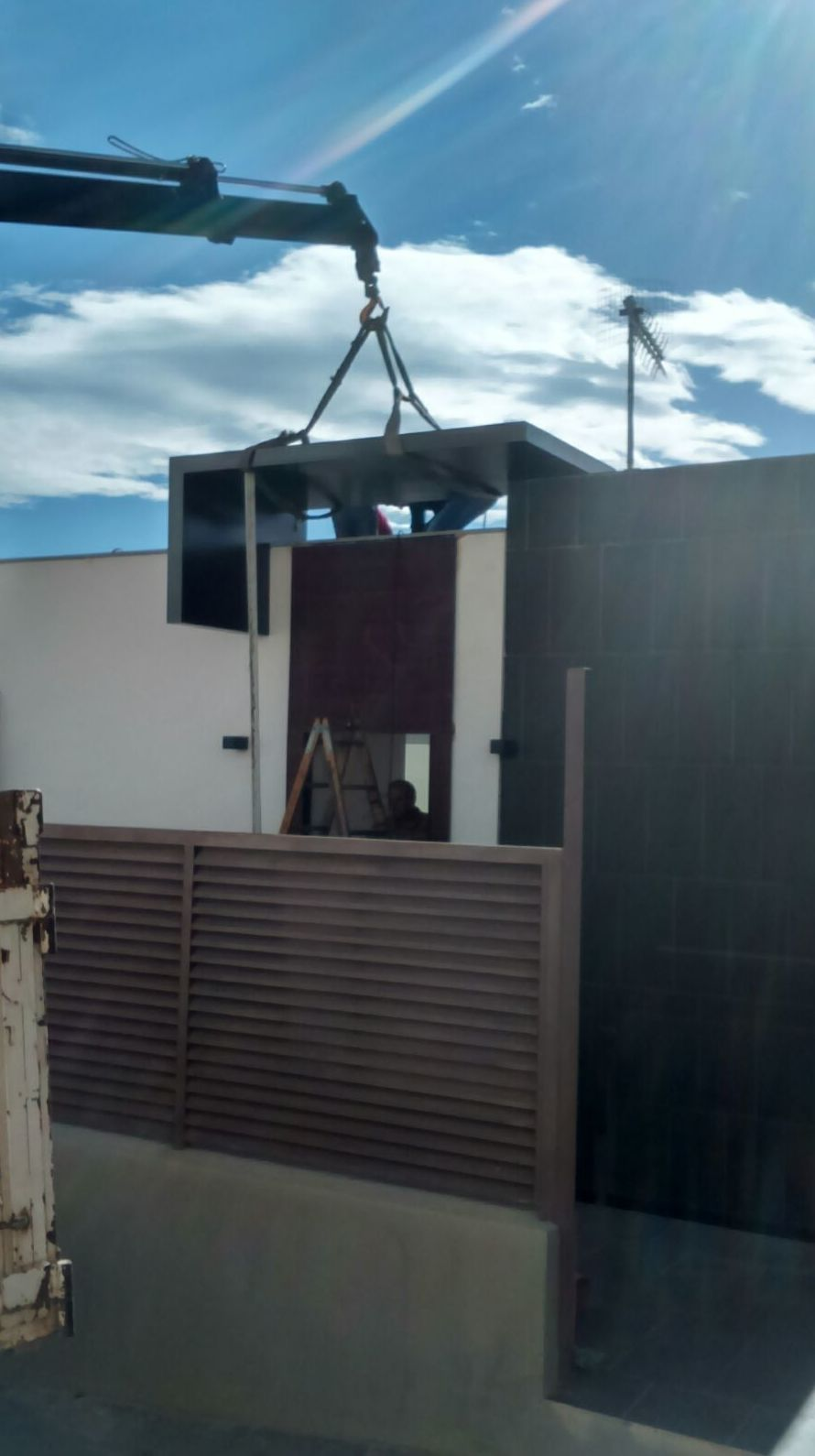 Foto 165 de Carpintería de aluminio, metálica y PVC en  | Exposición, Carpintería de aluminio- toldos-cerrajeria - reformas del hogar.