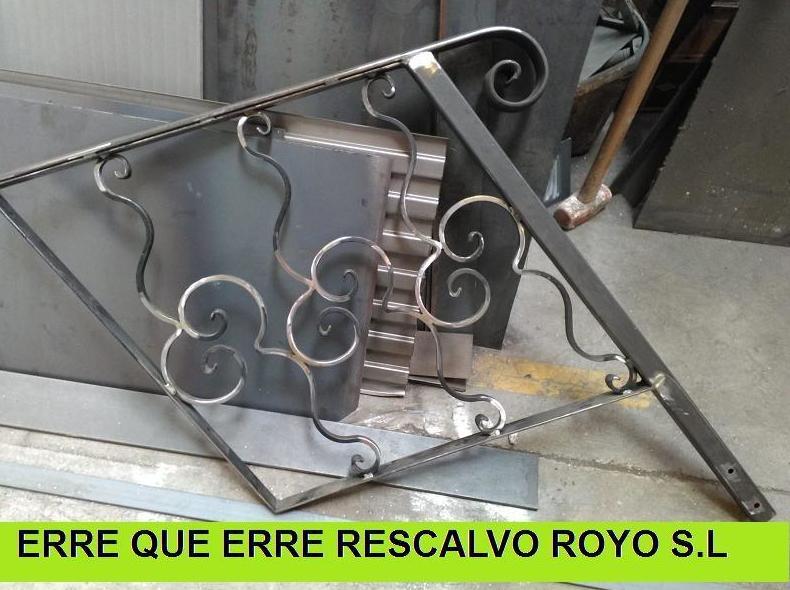 BARANDILLAS Y ESCALERAS: Servicios de Exposición, Carpintería de aluminio- toldos-cerrajeria - reformas del hogar.