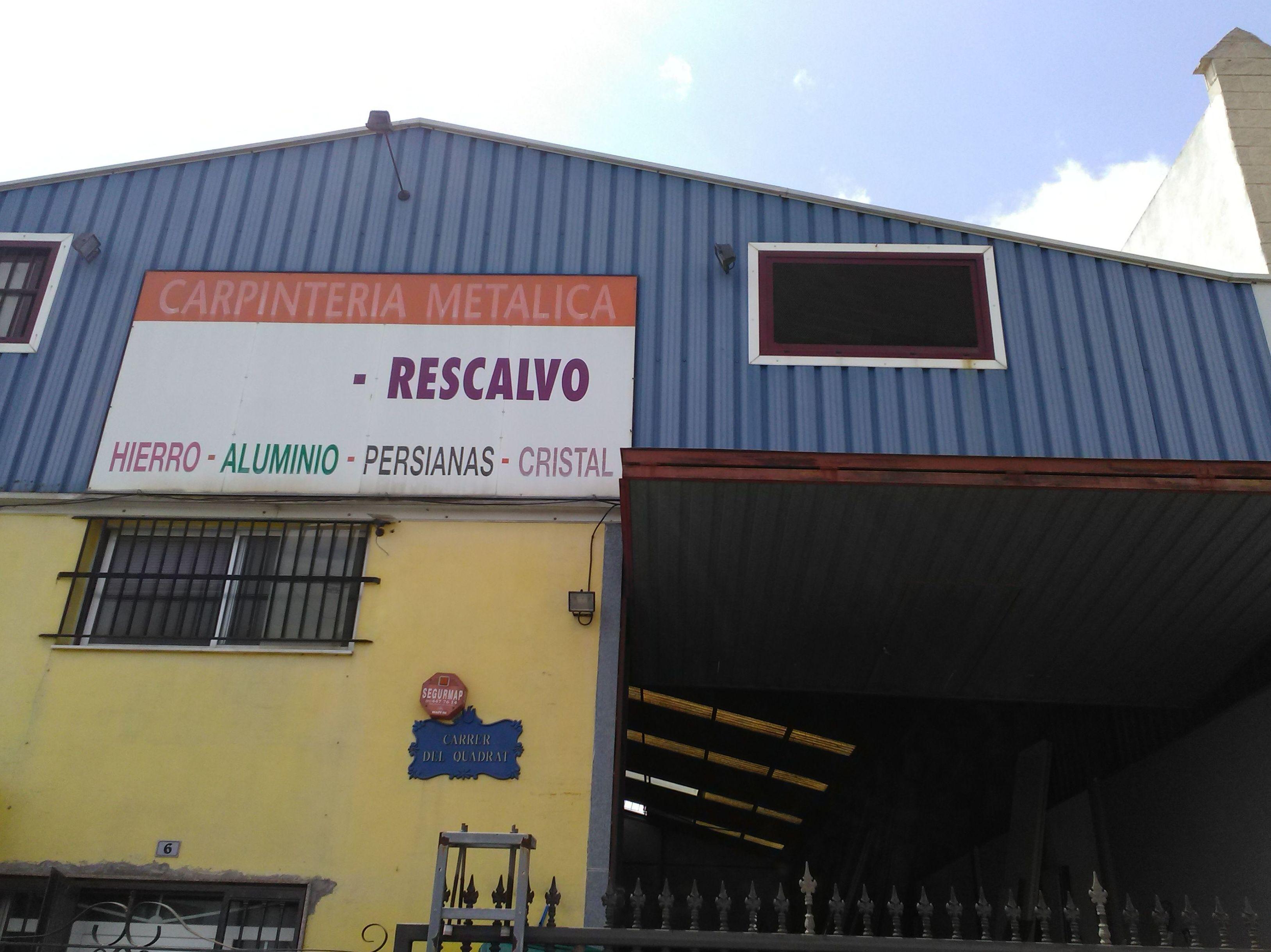 Foto 191 de Carpintería de aluminio, metálica y PVC en  | Exposición, Carpintería de aluminio- toldos-cerrajeria - reformas del hogar.
